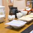 日本茶教室の撮影