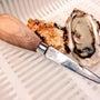 牡蠣あけの極意を公開…