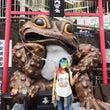 茨城でカエルとトンボ…
