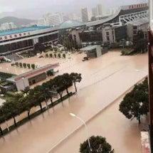 台風17号が来ます。