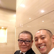國村隼さんと比嘉さん…