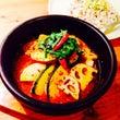 秋野菜のスープカレー…