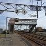 小さな駅とアロマと・…