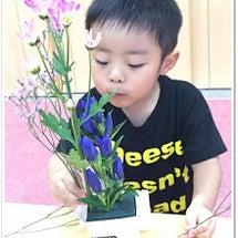 9月お花遊びレポ