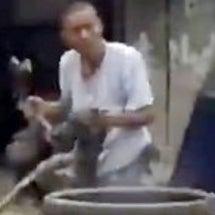生きたまま熱湯の鍋で…