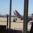 オヘア国際空港にて……