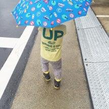 雨の日通勤