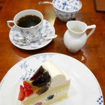 葡萄ショートケーキ♡…