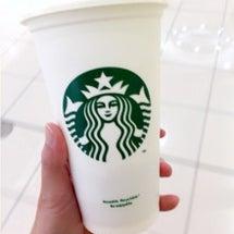 ☆愛用のスタバカップ…