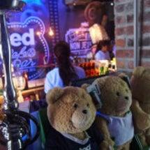 tedに会いに行って…