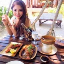 釣った魚lunch♡…
