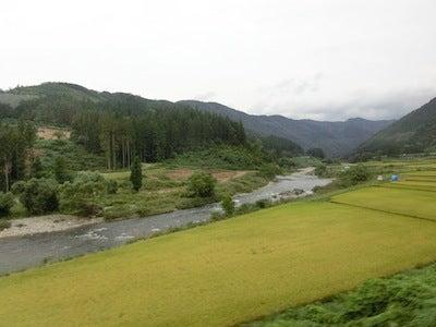 最上川田園地帯