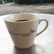 モスのコーヒーカップ