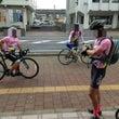 母校のサイクリングチ…