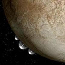 木星の衛星エウロパか…
