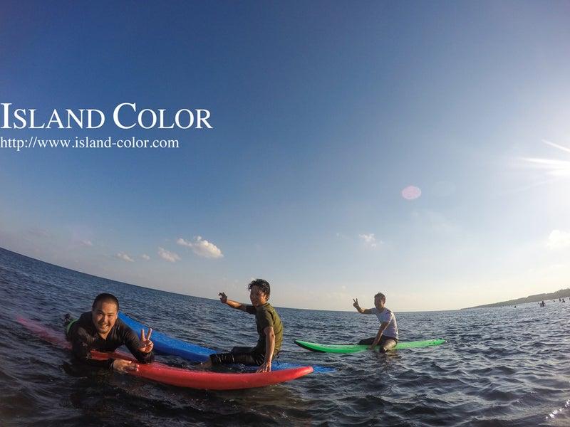オトコ旅^^美ら島でサーフィンチャレンジ_4