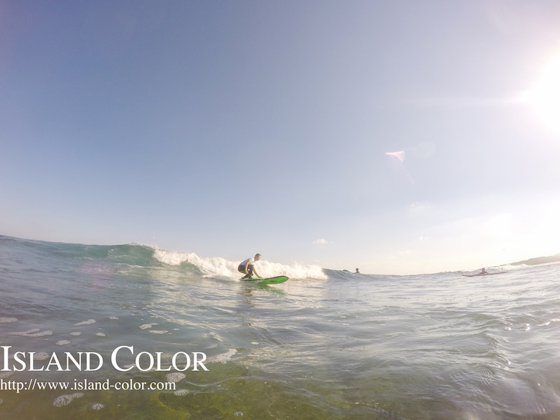 オトコ旅^^美ら島でサーフィンチャレンジ_5