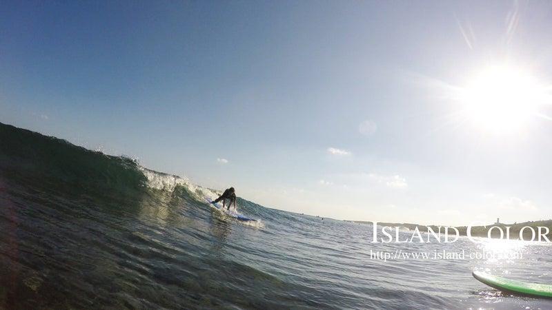 オトコ旅^^美ら島でサーフィンチャレンジ_6