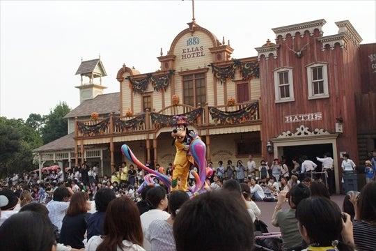 ハロウィーン・パレード その1