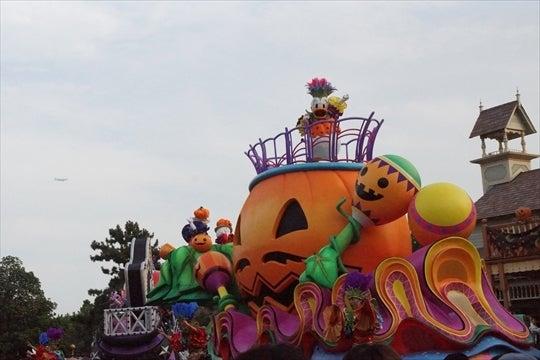 ハロウィーン・パレード その11