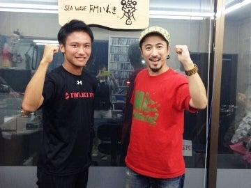 いわきFC 背番号18番 井原楓人(FW)&ナシモン