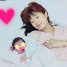 赤ちゃんが産まれまし…