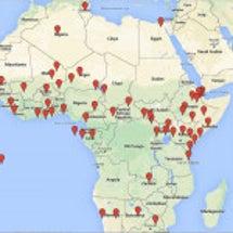 こんなに多いアフリカ…
