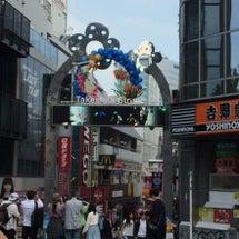 東京2日目〜原宿編〜
