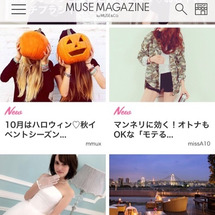 muse&coの公式…