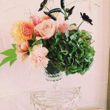 花の9月に感謝をこめ…