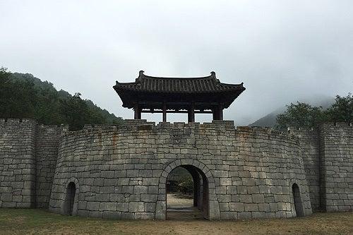 加恩オープンセット場 韓国時代劇 聞慶