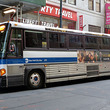 通勤バスに見るアメリ…