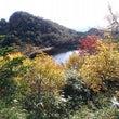 風吹大池の紅葉