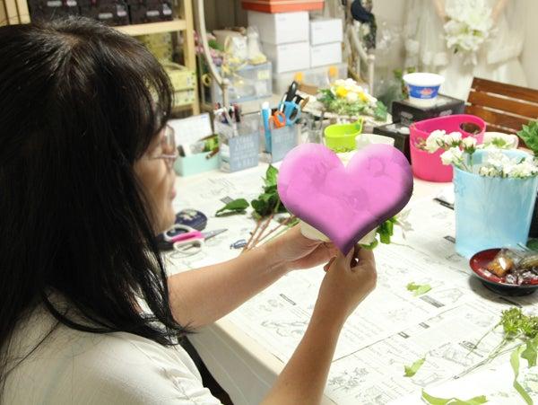 アーティフィシャルフラワー ブーケ 手作り レッスン 千葉県 佐倉市