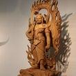 第二回 日本木彫刻展…