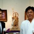 第二回『日本木彫刻展…