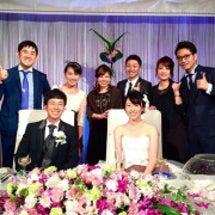 くま先生の結婚披露宴