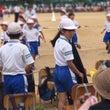 長女の運動会