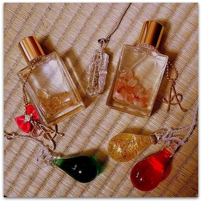 女神の聖油®&瑠璃しずく