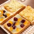 おやつトースト★レシ…
