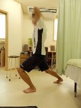 足と歩行の治療 シンスプリント 根本完治