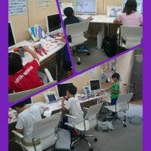 ロボット教室とプログ…