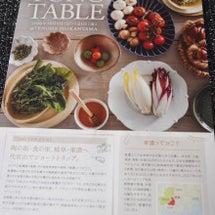 TONO TABLE…