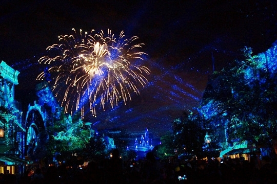 Disneyland Forever その18