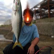 青物釣りに行ってます