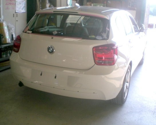 BMW 板金
