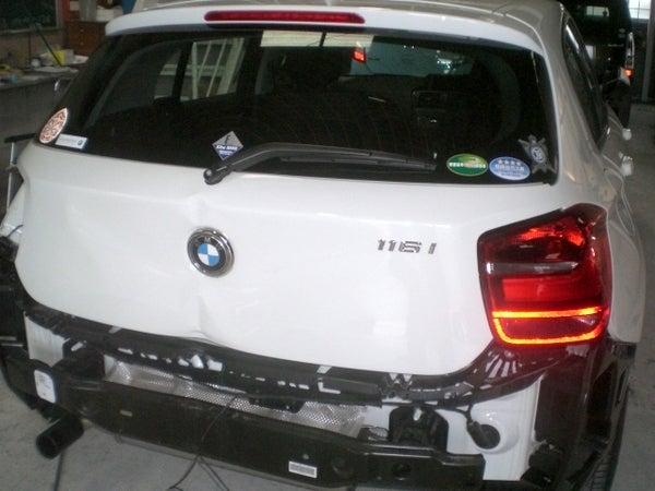 BMW 塗装