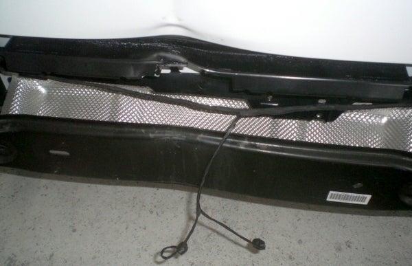 BMW 事故 修理