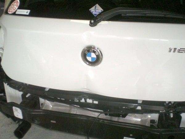 BMW 鈑金塗装