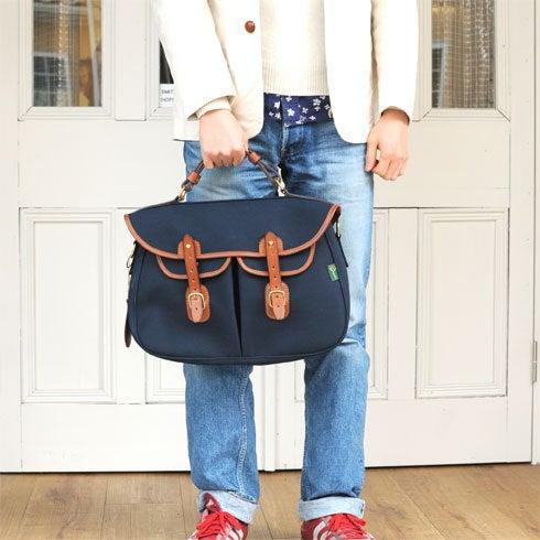 ブレディビジネスバッグのモデル1